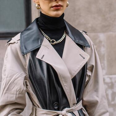 La gabardina con más estilo del street style londinense tiene su clon en Asos (y además está rebajadísimo)