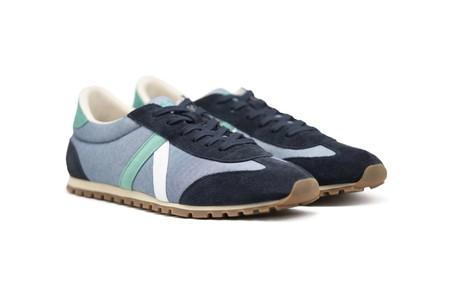 El Ganso Hace Del Plastico Reciclado Un Gran Diseno De Sneakers Para Su Linea Be Blue 1