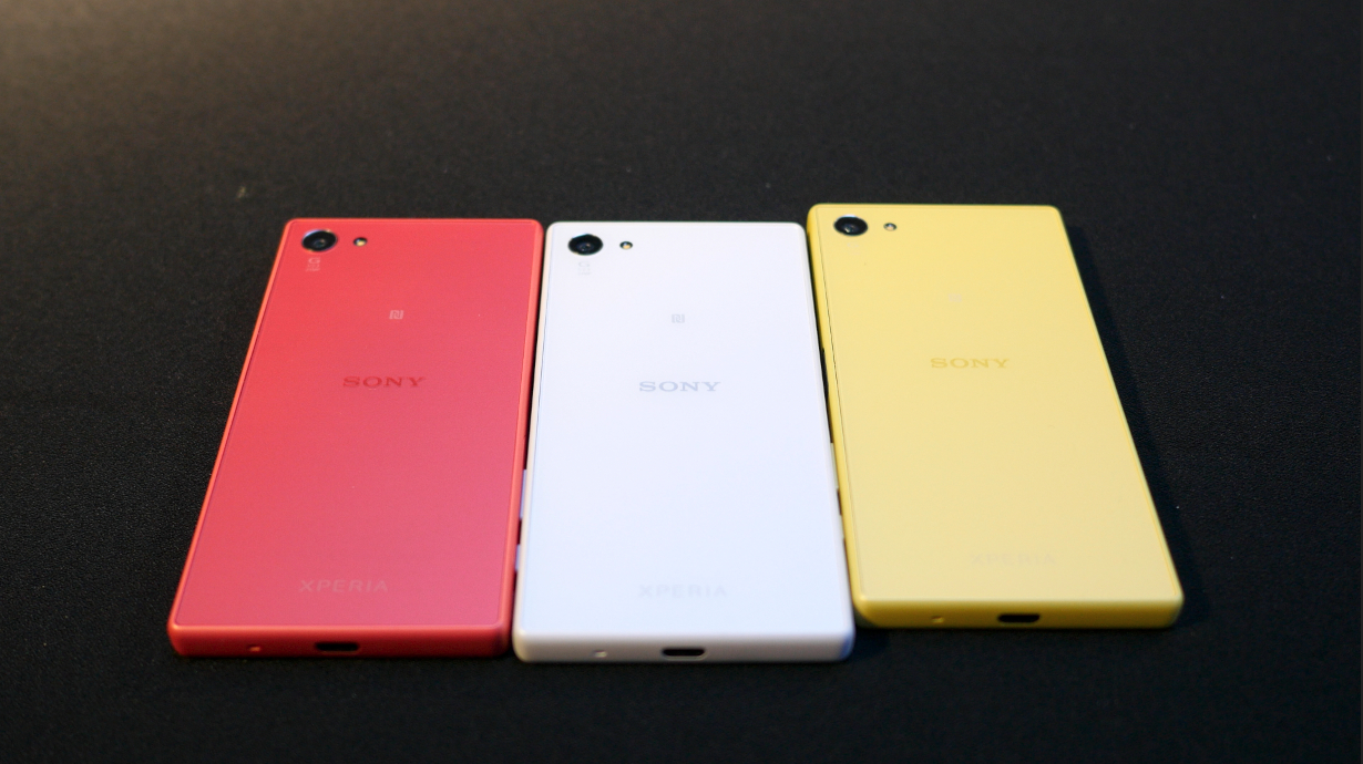 Xperia Z1 Android 5