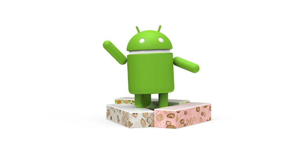 La nueva golosina de Google es Android Nougat
