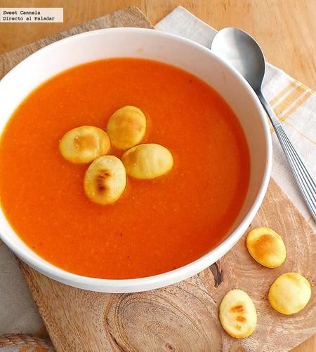 Sopa Pimiento