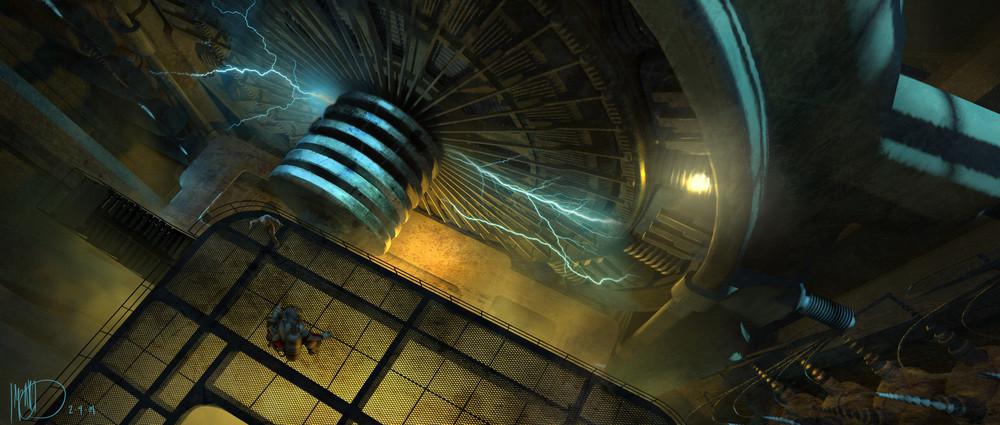 Foto de 'BioShock', imágenes del arte conceptual (7/9)