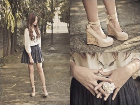 Estilo de Tricia Gosingtian minifalda