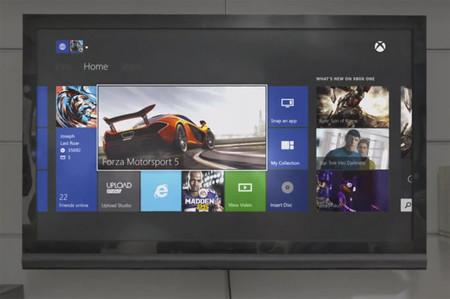Nuevos vídeos del menú de Xbox One en acción