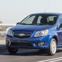 El Chevrolet Aveo ahora lleva ABS y airbags en todas sus versiones