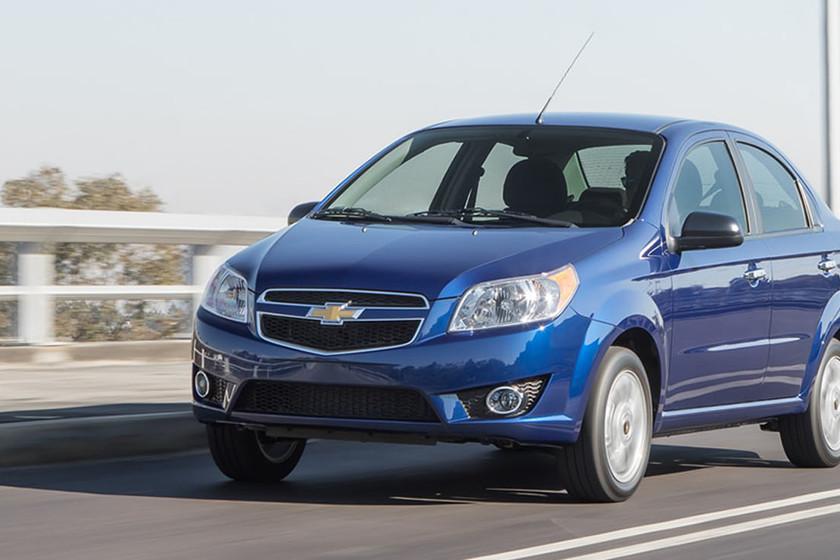 Chevrolet Aveo 2018 Precios Versiones Y Equipamiento En Mxico