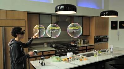 META, las gafas que te permiten interactuar con la realidad aumentada