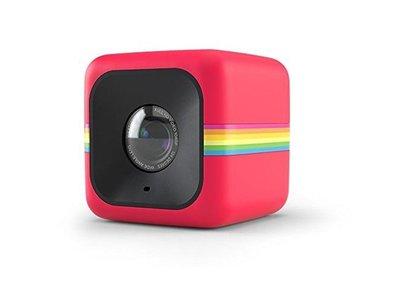 Una buena cámara de acción no tiene por qué ser una ruina: la Polaroid Cube HD cuesta 80,96 euros en Amazon
