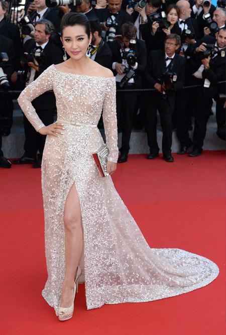 Li Bingbing Festival Cannes 2015 Elie Saab