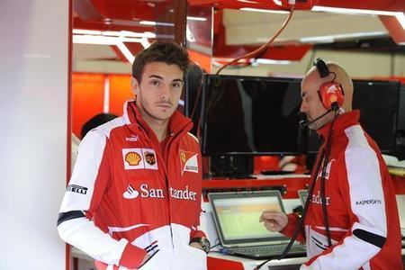 Stefano Domenicali quiere a Jules Bianchi en Ferrari