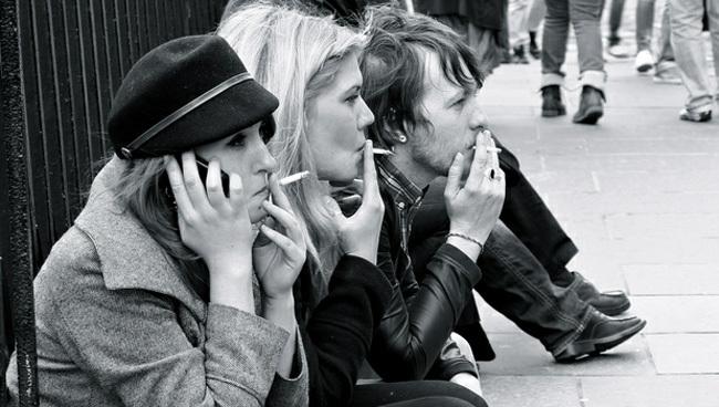 fumar sincronizados