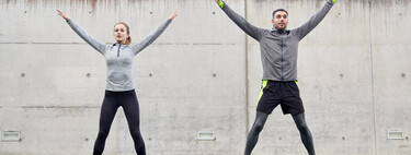 Una rutina de cuerpo completo en 20 minutos para entrenar en vacaciones