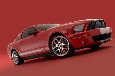 Ford aumenta la producción del Shelby GT500