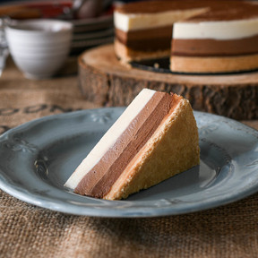 Cómo hacer la tarta de tres chocolates de la manera más rápida y fácil y que quede perfecta (con vídeo incluido)