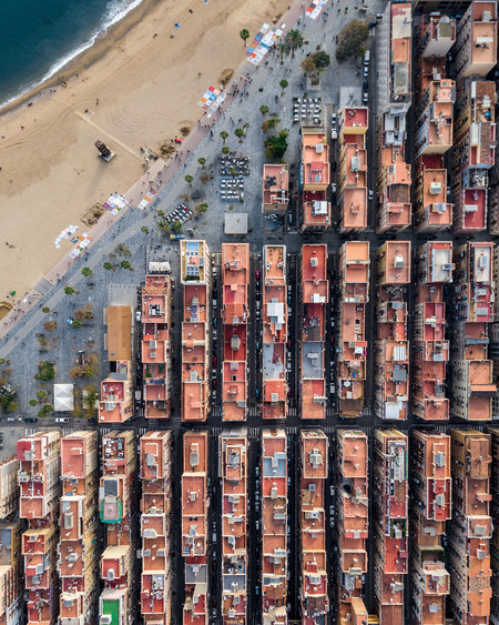 Barcelona From Above Marton Mogyorosy 09