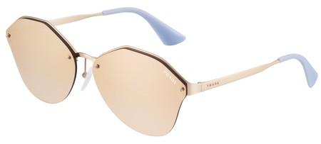 2d2a0b224a ... con lentes semi-planas y silueta irregular perfectas para las más  caprichosas. Unas gafas de diseño, perfectas para las amantes de lo  futurista.