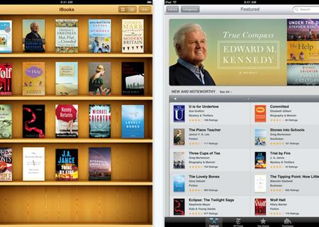 iBookstore, ya disponible para los usuarios españoles
