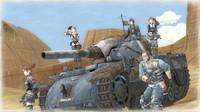 'Valkyria Chronicles' listo para septiembre