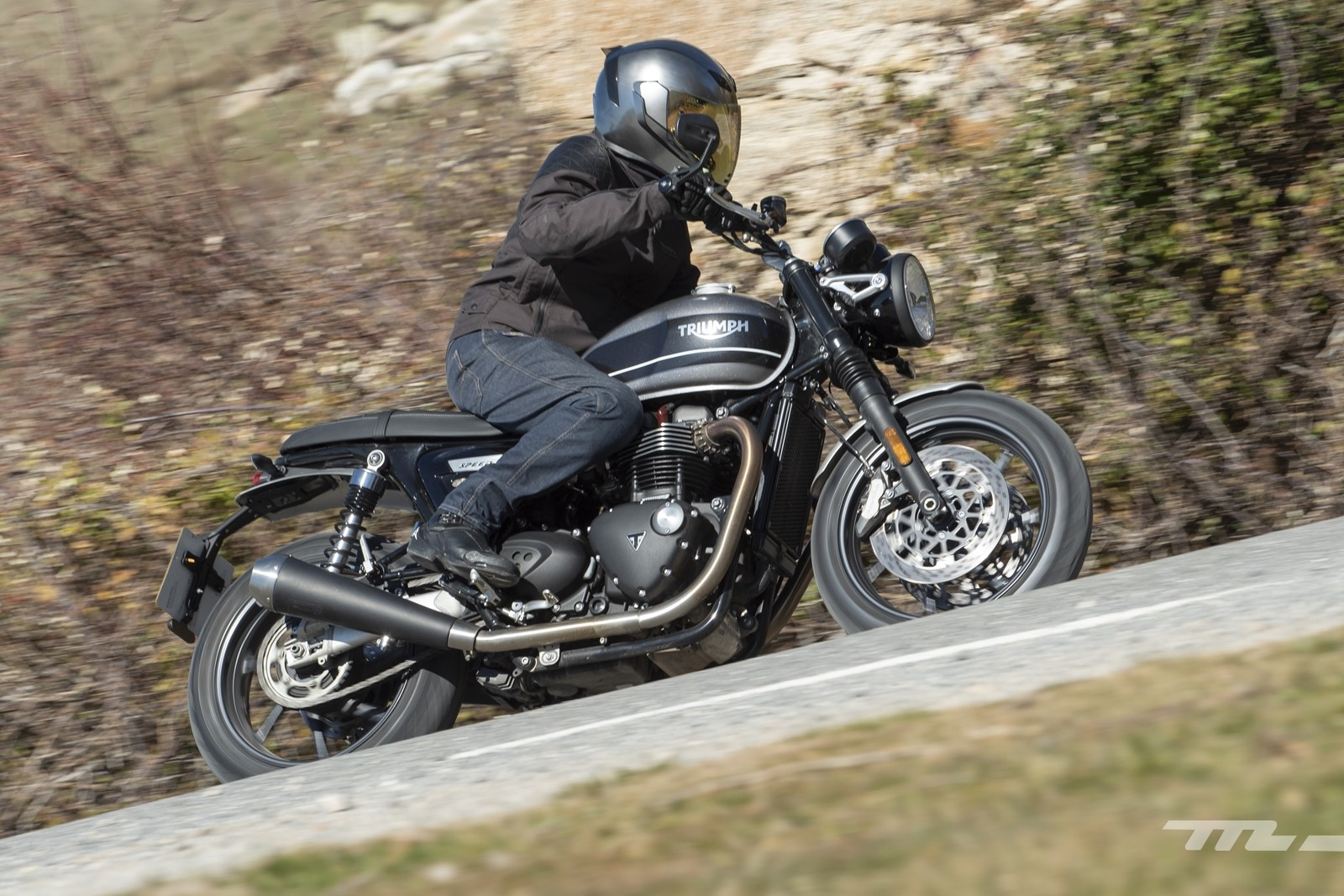 Foto de Triumph Speed Twin 2019, prueba (15/80)