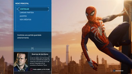 Marvel's Spider-Man pone  fecha de salida y enemigo al segundo de sus capítulos extra: Guerras de territorio.