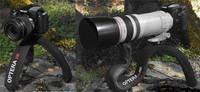 Trek-Tech Optera, un trípode ligero y muy resistente