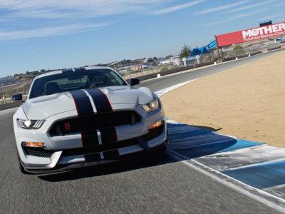 El Ford Mustang Shelby GT350R ahora ofrece plazas traseras de manera opcional