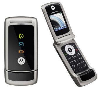 Aprobado el Motorola W220