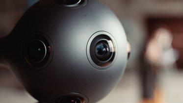 Nokia se apunta a la realidad virtual con OZO, una cámara esférica con ocho sensores