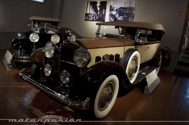 Visitamos el paraíso: Gilmore Car Museum