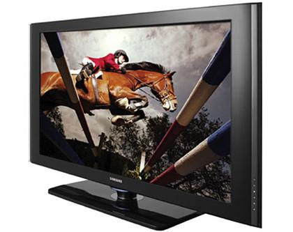 Samsung IDTV F8, televisor con TDT