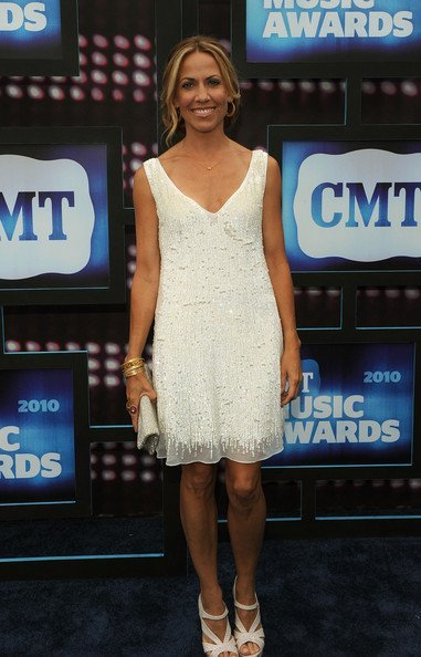 Todas las celebrities en los CMT Music Awards: Sheryl Crow