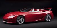 Lexus LF-A Roadster: 60 fotos que causan agorafobia