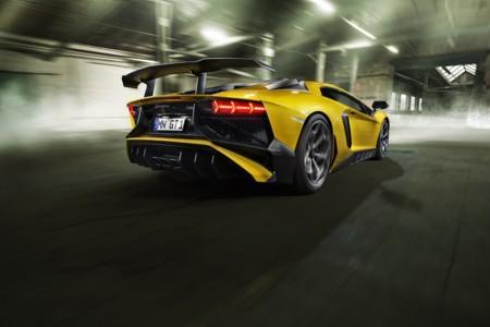 Novitec Torado Lamborghini Aventador Sv 028