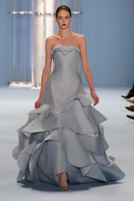 Vestido de Carolina Herrera