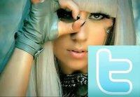 Lady Gaga de farra en nochevieja... por Twitter, que mola más