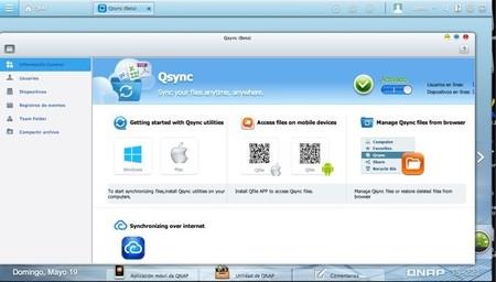 Qsync, una gran forma de tener sincronizados contenidos entre distintos dispositivos