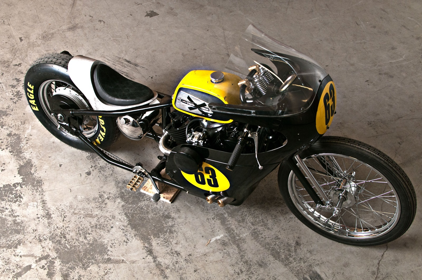 Foto de Yamaha XVS 650 Dragstar por Made Men Bikes (2/5)