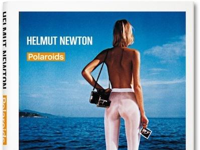Helmut Newton y sus Polaroids de prueba