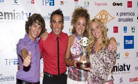 Nominados a los XI Premios de la Academia de la Televisión