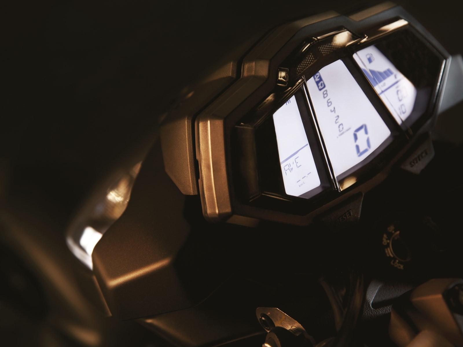Foto de Yamaha MT-125, detalles (16/17)
