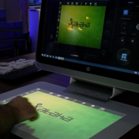 HP se trae su equipo más innovador a los Premios Xataka 2015: el HP Sprout