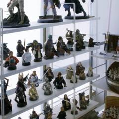 Foto 13 de 14 de la galería la-casa-de-un-fan-de-star-wars-con-gusto en Decoesfera