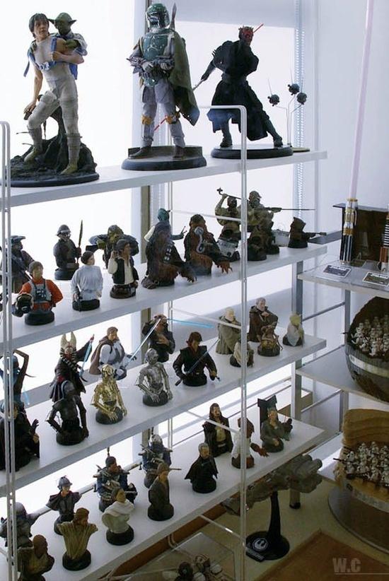 Foto de La casa de un fan de Star Wars con gusto (13/14)