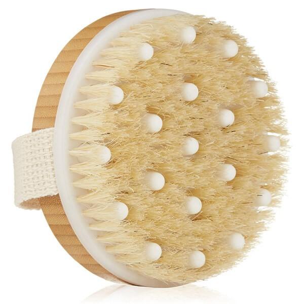 Cepillo corporal exfoliante y drenante Mio Skincare