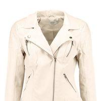 Por sólo 23,95 euros tenemos esta chaqueta de cuero sintético Onlsteady Biker de Only en Zalando