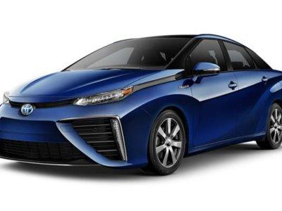 Toyota quiere que el coche de hidrógeno adelante a Tesla por la derecha