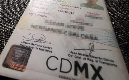 Cómo renovar la licencia de conducir por internet en Ciudad de México