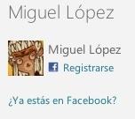 outlook.com microsoft correo perfil facebook