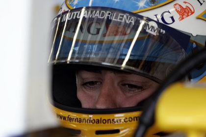 Ferrari desmiente un posible acuerdo con Alonso