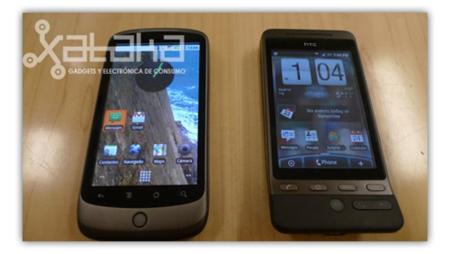 Nexus One, primeras impresiones en Xataka